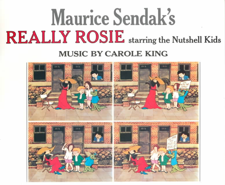 Maurice Sendak's Really Rosie Starring the Nutshell Kids By Sendak, Maurice